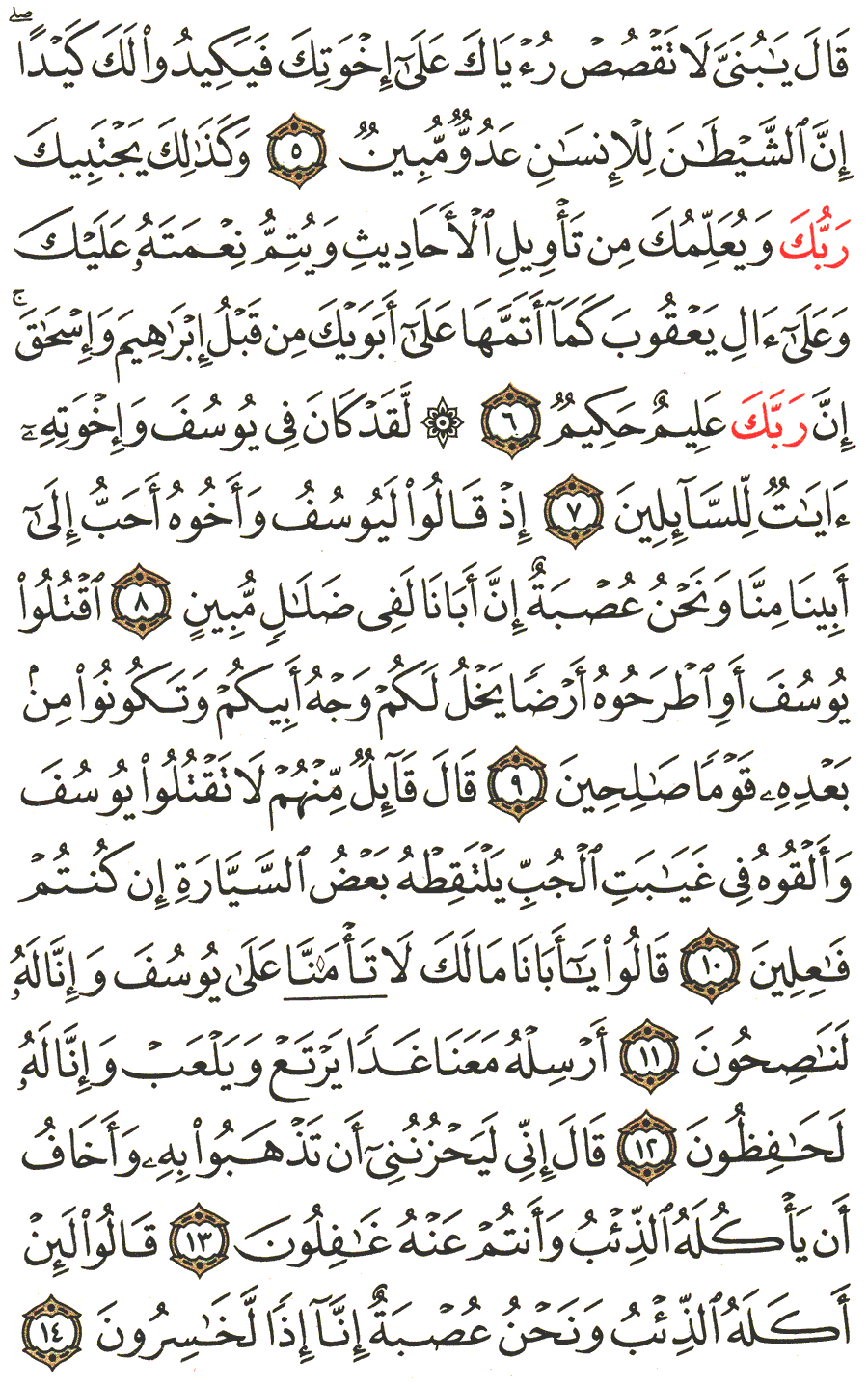 Page No 236   The Noble Quran